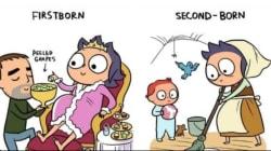 I fumetti di questa mamma sulle differenze tra primo e secondo figlio sono geniali… e ci ha preso in