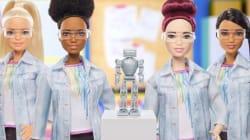 Barbie devient ingénieure en