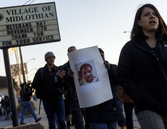 Black security guard killed by police officer