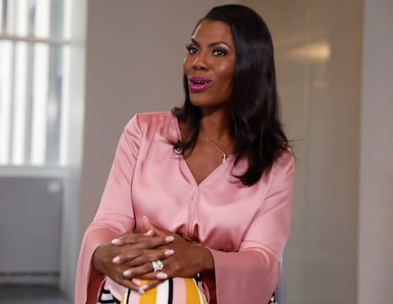 Source: Omarosa also has taped White House videos