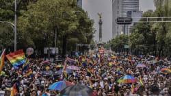 FOTOS: CDMX se viste de colores con la Marcha del Orgullo Gay