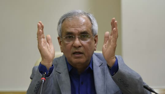 Watch: NITI Aayog Vice Chairman Rajiv Kumar Blames Raghuram Rajan For Economic