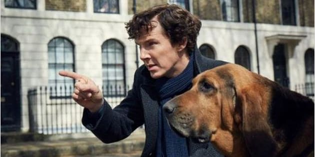 "Benedict Cumberbatch est un lointain cousin d'Arthur Conan Doyle, l'auteur de ""Sherlock Holmes"""