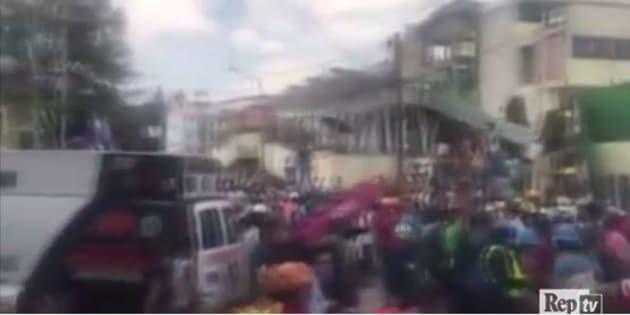 Scuola Enrique Rebasamen crolla a Città del Messico per il terremoto: più di 20 bambini morti