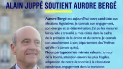 Juppé soutient une candidate En Marche face à un allié Les