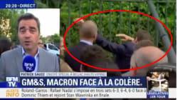 Emmanuel Macron a encore