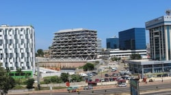 The Real Estate Boom And Accra's New