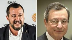 Draghi-Salvini, colpo su colpo (di A. De