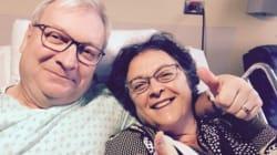 Le ministre Luc Blanchette en convalescence pendant deux