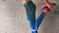 ¿Deberías llevar ropa interior con las 'leggings' de