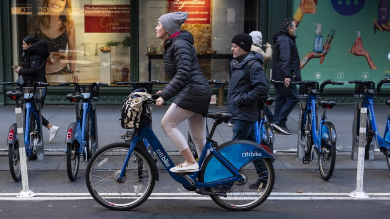 Lyft offers free bikeshare trips on Earth Day