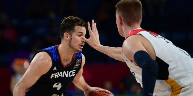 Les Bleus éliminés de l'Euro-2017 de basket dès les huitièmes de finale face à l'Allemagne