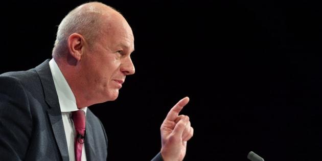 AFP                       Accusé de harcèlement sexuel le vice Premier ministre britannique démissionne