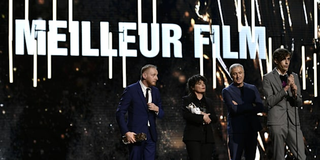 """Aux César 2018, triomphe pour """"120 battements par minute"""" avec 6 prix, """"Au-revoir là haut"""" en rafle 5"""