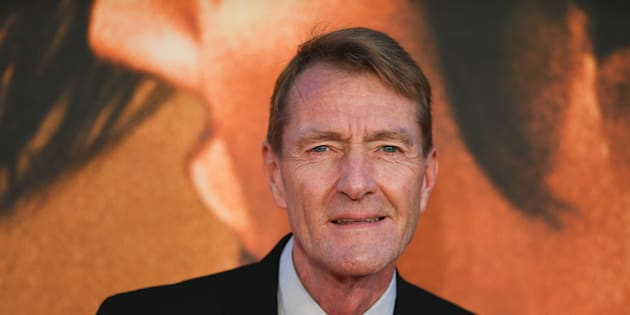 British author Lee Child.