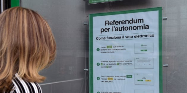 Il sì tiepido degli M5s al referendum del Nord. Big defilati per paura di perdere consenso in Sicilia