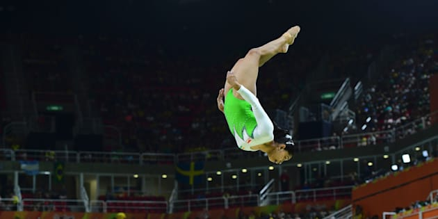 Dipa Karmakar is one of the only gymnasts in the world to perform the Prudonava- one of the toughest vaults in gymnastics