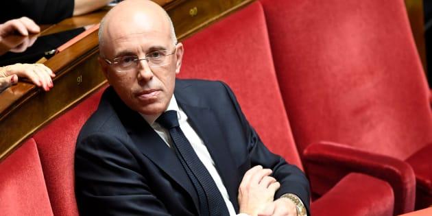 Éric Ciotti élu questeur de l'Assemblée nationale en remplacement de Thierry Solère.