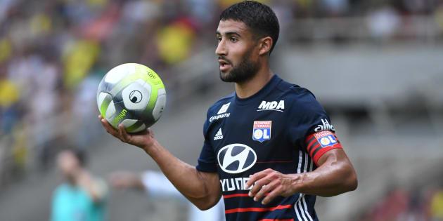 Nabil Fekir (ici en août 2017 à Nantes) sera à Liverpool la saison prochaine selon plusieurs médias.