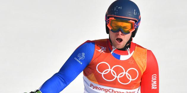 Jeux olympiques d'hiver 2018: Alexis Pinturault et le relais masculin de ski de fond en bronze