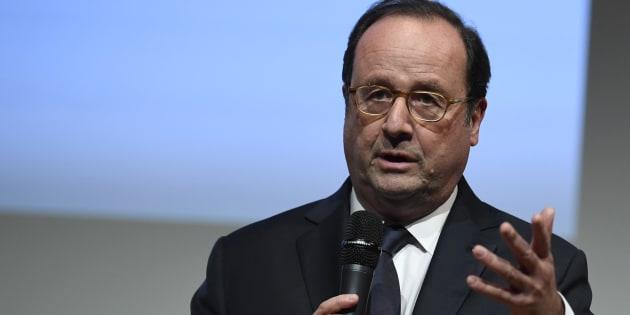 AFP  Getty Images                       François Hollande sort de sa réserve dans un entretien au Monde pour dénoncer la situation en Syrie