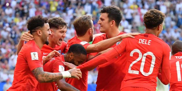 Risultati immagini per Svezia Inghilterra 0-2