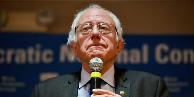 """Après la victoire de Donald Trump à l'élection présidentielle, Bernie Sanders se dit """"prêt"""" à travailler avec les républicains pour """"améliorer la vie des travailleurs"""""""