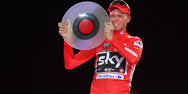 Cyclisme : Christopher Froome visé par une procédure après un contrôle antidopage