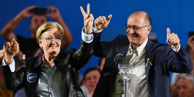 """""""É uma coisa estranha porque é de 2014. A surpresa foi isso. Estamos em 2018. As instituições têm que ter cuidado em apressar essas coisas para não contaminar o espectro político"""", disse Ana Amélia sobre denúncia contra Alckmin."""