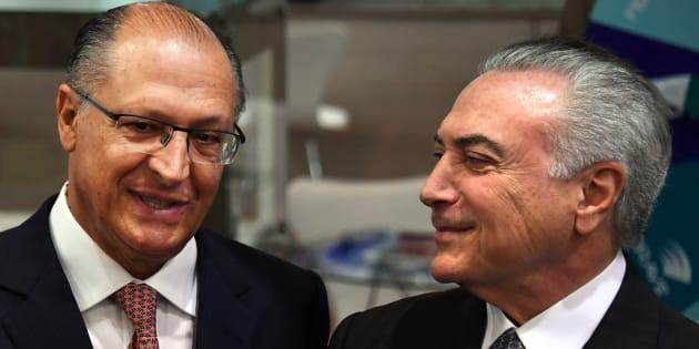 Emedebistas podem abrir mão de candidatura para apoiar Geraldo Alckmin.