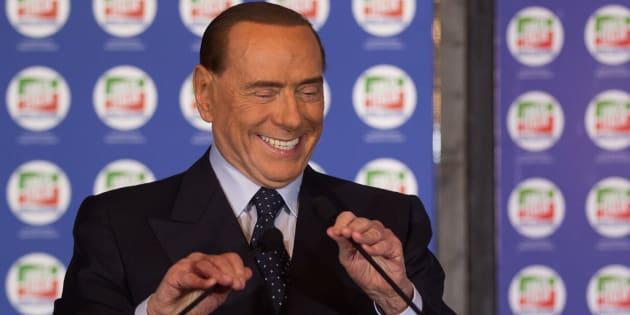 Silvio Berlusconi, l'ultima barzelletta: