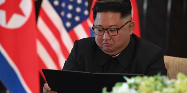 La Corée du Nord se serait remise à fabriquer des missiles intercontinentaux et à enrichir de l'uranium.