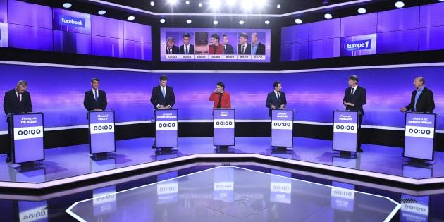 Vers une exclusion primaire de la culture dans les débats de la gauche? REUTERS/Eric Feferberg/Pool