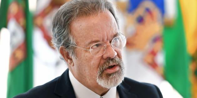 Raul Jungmann assume Ministério Extraordinário da Segurança Pública.