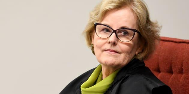 Ministra Rosa Weber, do Supremo Tribunal Federal, negou pedido de aborto a mulher com 6 semanas de gravidez.