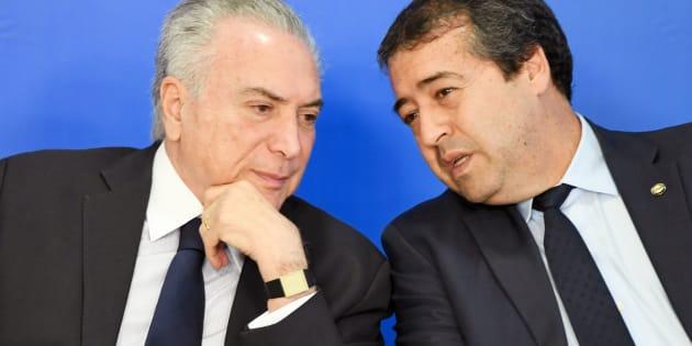 Ministro do Trabalho, Ronaldo Nogueira, pede demissão a presidente Michel Temer para disputar eleições em 2018.