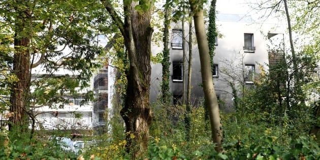 Huit personnes interpellés dans l'enquête sur l'incendie de la gendarmerie de Meylan en Isère