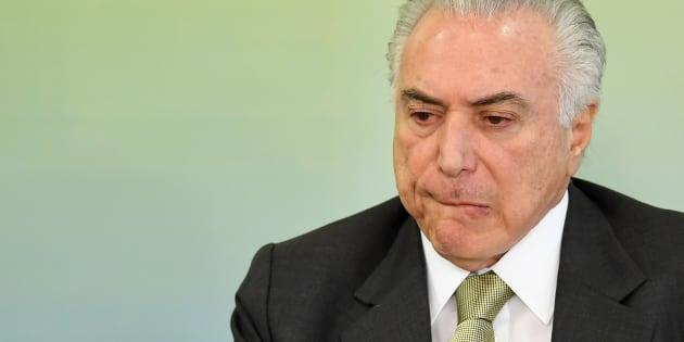 Procurador Geral da República Rodrigo Janot argumenta que a  mala 'diz tudo' contra Temer.