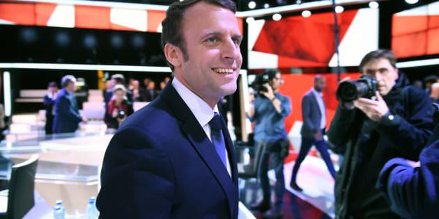 Emmanuel Macron ne sera pas député s'il perd la présidentielle.