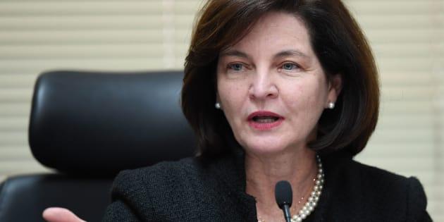 """""""Não cabe censura prévia, porque isso inviabiliza a democracia"""", afirma a PGR, Raquel Dodge."""