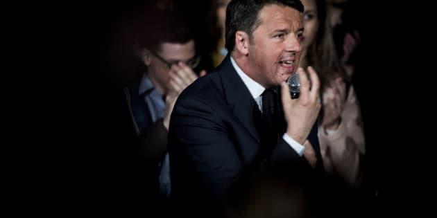 Renzi, la svolta. Apertura alle minoranze del PD
