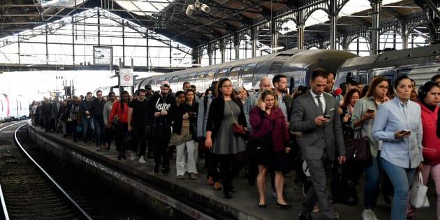 Grève SNCF: les prévisions de trafic du dimanche 13 mai pour les TGV, TER et Transiliens