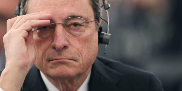 Scacco tedesco a Mario Draghi in due mosse