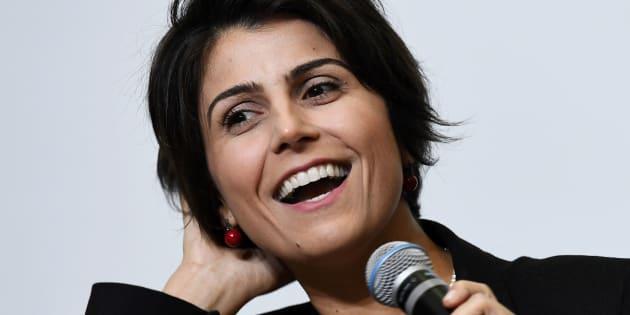 Manuela D'Avila chegou a ser cotada para vice de Ciro Gomes (PDT) e do PT, mas PCdoB decidiu manter candidatura própria.