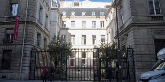 Le PS vend son siège rue de Solférino pour 45 millions d'euros