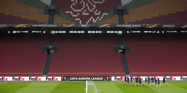 """Ajax Amsterdam - Manchester United: comment les Néerlandais vivent sur leurs acquis de """"club mythique"""" depuis des décennies"""