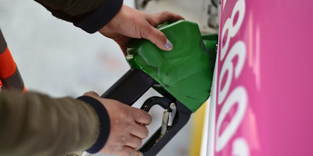 Fill up before midnight — FUEL PRICE INCREASE