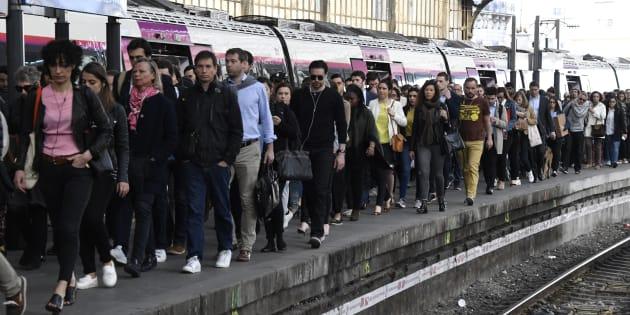 Grève SNCF: soutien des Français continue de fléchir selon un sondage