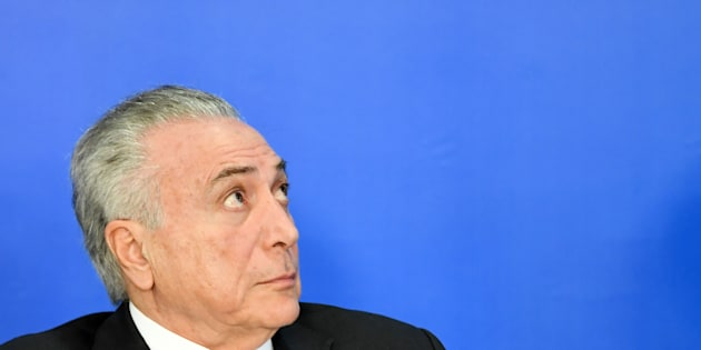 Neste mês, o presidente Michel Temer anunciou a revisão da meta fiscal.