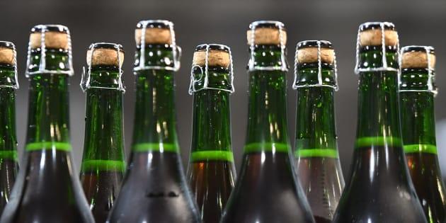 Dans les années à venir, la bouteille du cidre devrait coûter plus cher (Photo d'illustration).